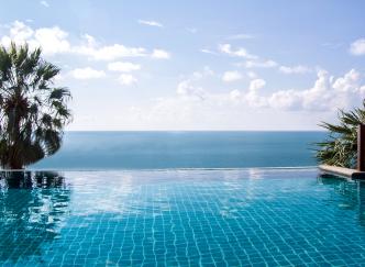 5 hôtels incroyables avec vue sur la mer