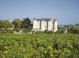L'aqueduc du Château de Luynes