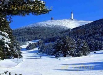 Le Mont Serein