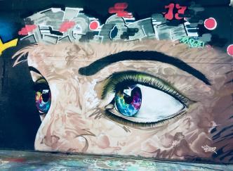 Street-art en France : l'art de la rue
