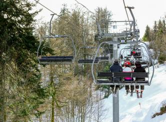 Où faire du ski loin de la foule ?