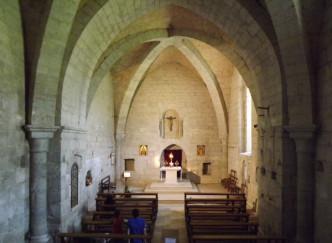 La Crypte de Saint-Amadour