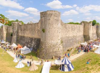 Les spectacles médiévaux de Provins