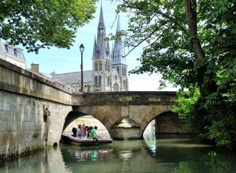 Châlons-en-Champagne raconté par la directrice de l'Office de Tourisme