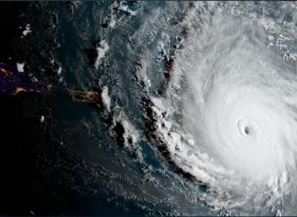 L'ouragan Irma dévaste les îles de Saint-Barthélémy et Saint-Martin