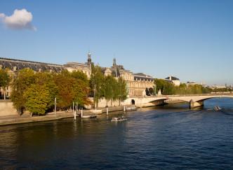 Une croisière sur la Seine entre Paris et Honfleur