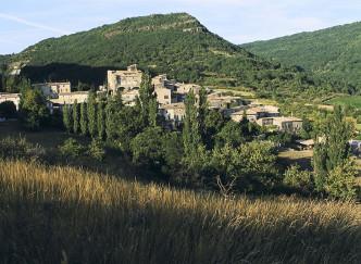 Du vélo électrique dans les monts d'Ardèche