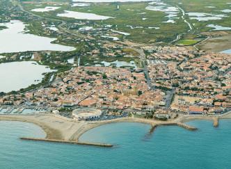 Le village des Saintes-Maries-de-la-Mer