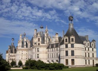 Le château de Chambord fête ses 500 ans