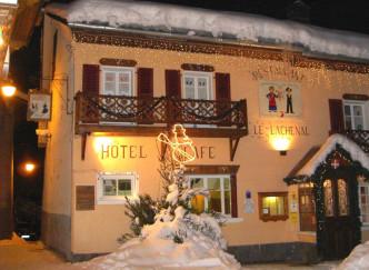 Hôtel Le Lachenal