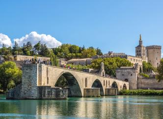 Un week-end à Avignon