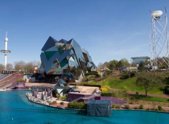 Les attractions emblématiques du Futuroscope