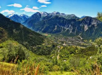 L'Alpe d'Huez : l'île au soleil!
