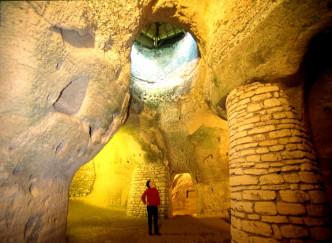 Les caves troglodytes du Saumurois
