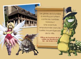 Vivre des « Zaventures magik en Pays de Montluçon »