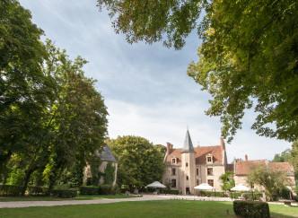 Château hôtel restaurant Le Sallay