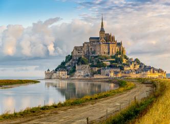 De Paris au Mont-Saint-Michel en vélo