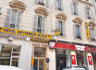 Meyerbeer Beach