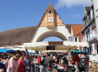 Marché du Touquet