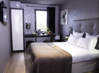 Hôtel Best Western La Mare O Poissons