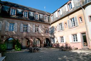Hostellerie monastique La Paix Saint Benoît
