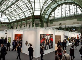 La Fiac 2015, l'art contemporain s'invite à Paris