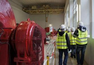 Le CIP explique la centrale de Chinon et le nucléaire