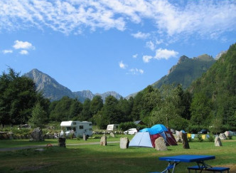 Camping Le GR10