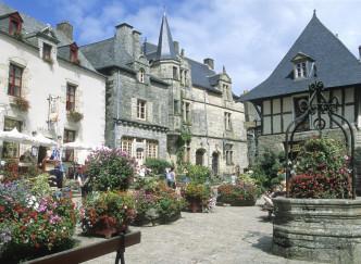 Rochefort-en-Terre, village préféré des Français ?