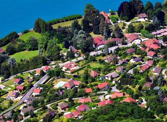 Veyrier-du-Lac, Menthon-Saint-Bernard et Talloires