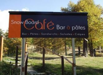 Le Snowboard Café