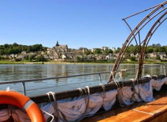Candes-Saint-Martin, un des plus beaux villages de France
