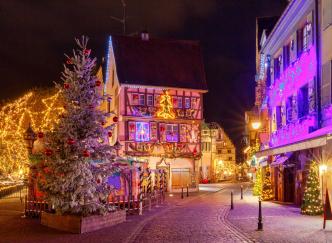 Top 5 des plus beaux marchés de Noël 2018 !