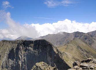 Randonnée dans le Massif du Canigou