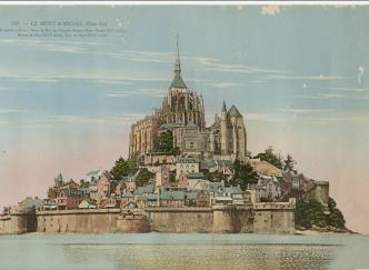 L'histoire du Mont Saint-Michel par l'Institut culturel de Google