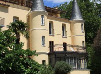 Hôtel Résidence Castel Emeraude