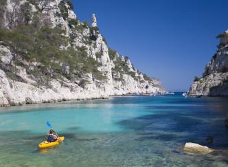 5 façons de profiter des calanques, de Marseille à La Ciotat