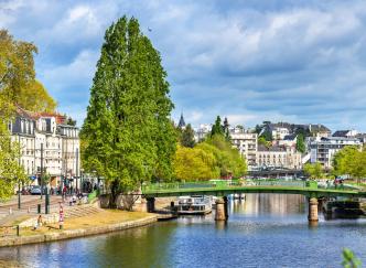 Top 10 des villes françaises les plus vertes