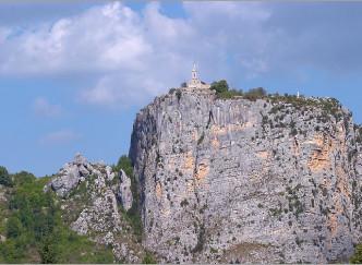 Randonnée au Roc de Castellane