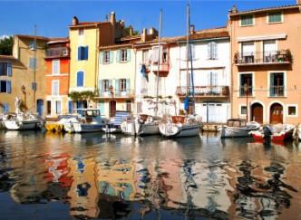 Miroir aux oiseaux (quai Brescon) et canal St Sébastien