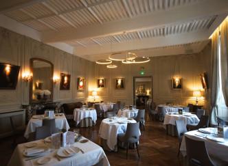 restaurant du Château de la Commanderie