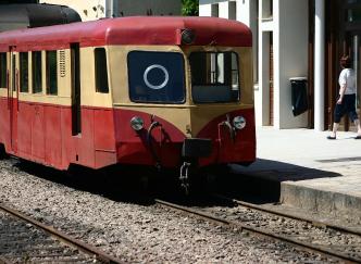 Le petit train de Balagne