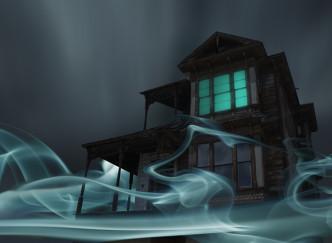 Spécial Halloween : Dormir dans un château hanté