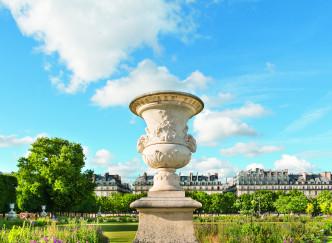 Top 10 des plus beaux jardins de Paris