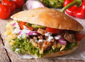 Les kebabs upgradés de Paris