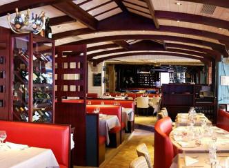 Hôtel-restaurant la Mère Champlain