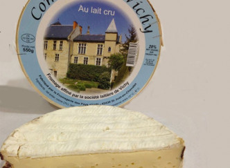 Fromage de la Comtesse de Vichy