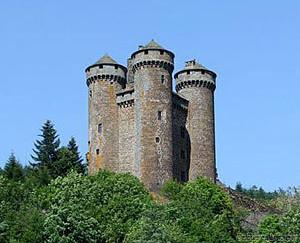 Visiter Tournemire, Seigneurie au XIème siècle