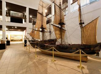 Le Musée National de la Marine