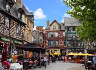 Top 10 des villes les plus agréables de France